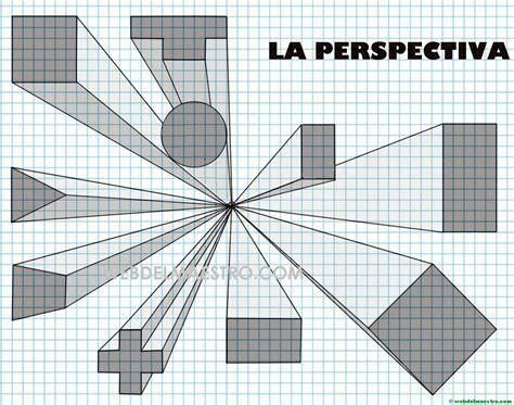 Dibujos perspectiva cónica   Web del maestro