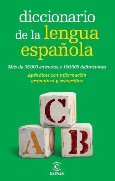 Diccionario de la lengua espanola   Buch   buecher.de