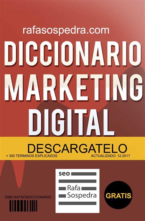 Diccionario de Marketing, SEO y SEM