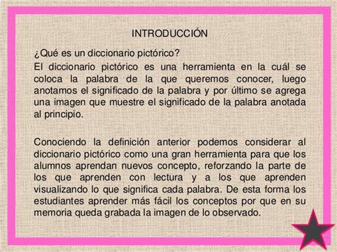 Diccionario pictórico.