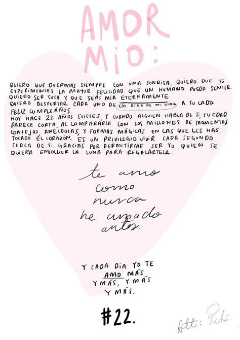 Diciembre 15/2018 Cartita para mi amor: Att: Poché Love ...