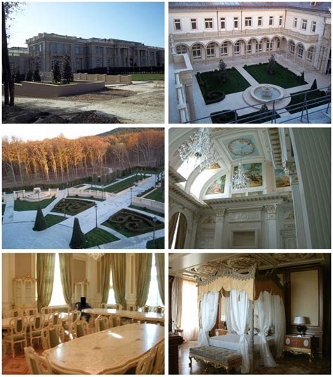 Did Putin Get a Palace? – Variety