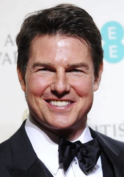 Did Tom Cruise Have Plastic Surgery?  Before & After Photos