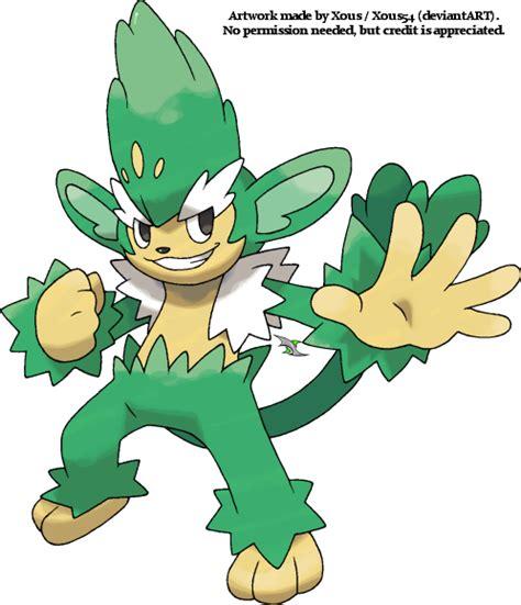 Did you use your Elemental Monkey?   Pokémon Fan Club ...