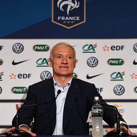 Didier Deschamps anuncia la lista de Francia para el ...
