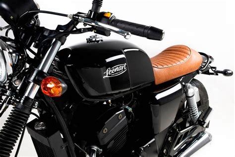 Die neue Leonart Vessel #125 Ein  Cafe Racer  mit ...