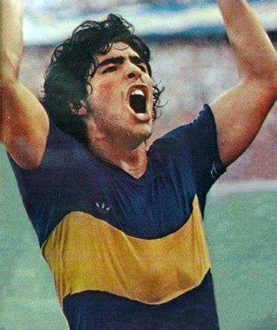 Diego Armando Maradona biography