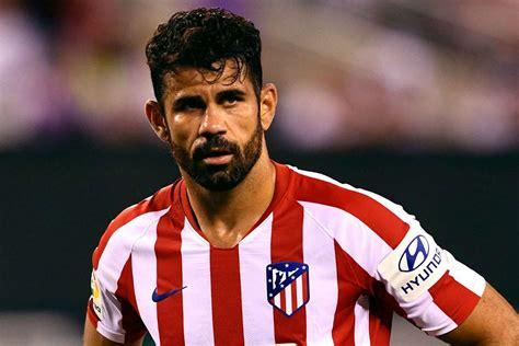 Diego Costa pide salir del Atlético │ elsiglocomve