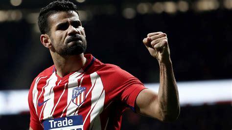 Diego Costa rompe al Atlético con decisión inesperada