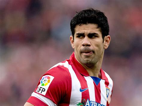 Diego Costa, The Brazilian Striker Who s Playing For Spain ...
