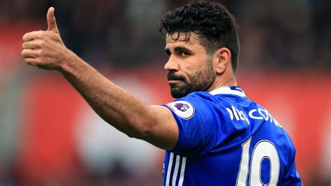 Diego Costa was  very happy  at Chelsea but says Atletico ...
