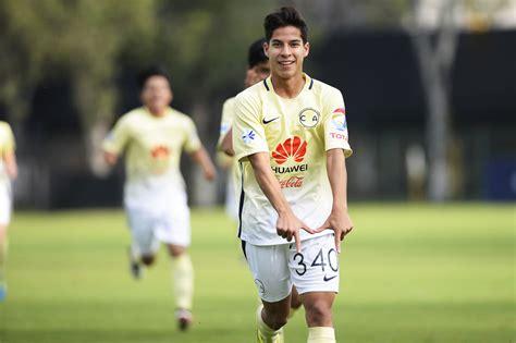 Diego Lainez, convocado a la Sub 17