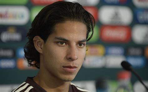 Diego Lainez feliz de jugar con sus ídolos en el Tricolor ...