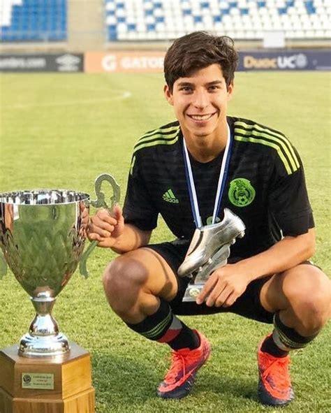 Diego Lainez   Mexico   | Futbol | América fútbol ...
