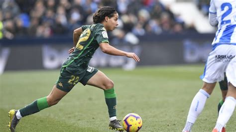 Diego Lainez named to the Real Betis Europa League squad