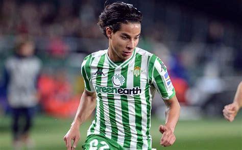 Diego Lainez no jugó Copa del Rey por  culpa  de Jesé y ...