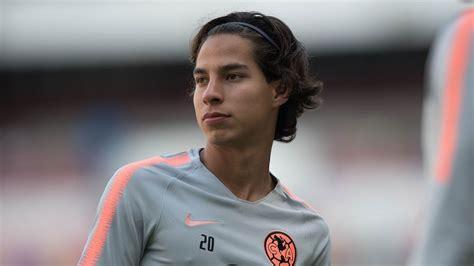 Diego Lainez podría no estar en el Clásico Nacional ...