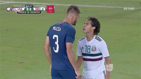 Diego Lainez vs USA  Friendly    9/11/18 HD 720p By EE ...