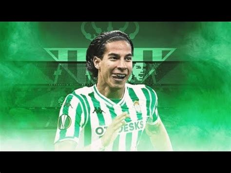 Diego Lainez | Welcome To Real Betis | Goals, Skills ...