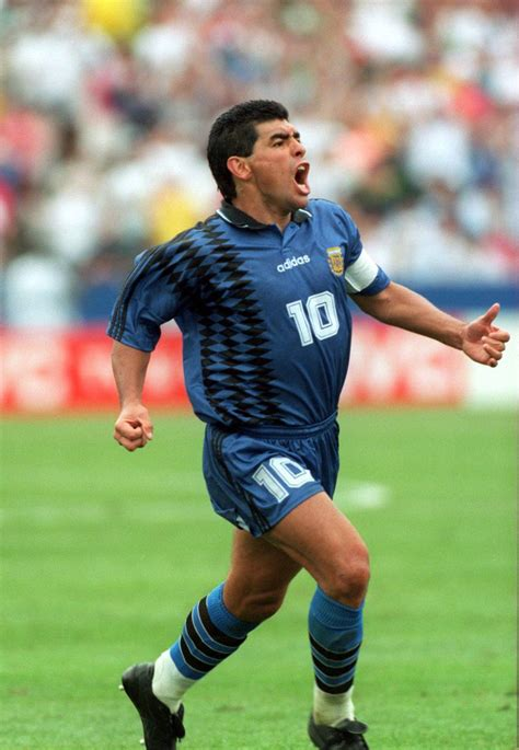 Diego Maradona: A career in pictures   Mirror Online