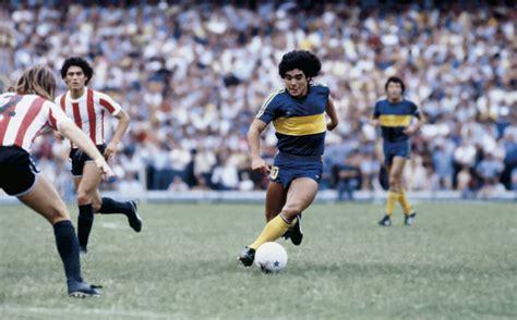Diego Maradona Boca Juniors 1981   Photographic print for sale