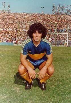 Diego Maradona   Boca Juniors   FUTBOL TOTAL   Pinterest