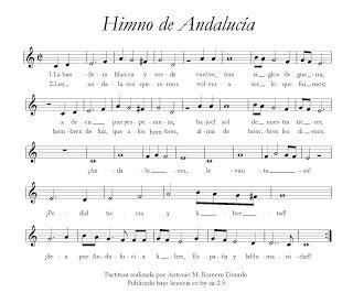 diegosax: El Himno de Andalucía de Blas Infante y Rocío ...