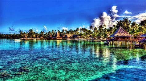 diez cosas que quizás no sabías sobre Tahití ...