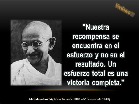 Diez frases de Mahatma Gandhi   Taringa!
