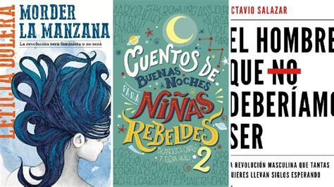 Diez libros feministas para regalar en Sant Jordi