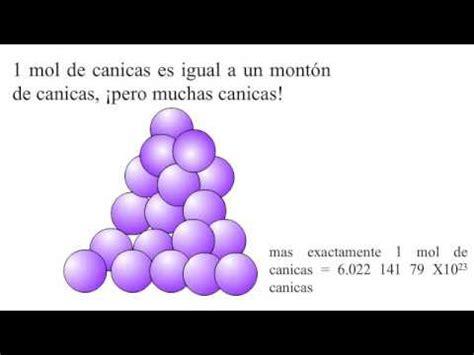Diferencia entre masa atómica, molecular y molar   YouTube