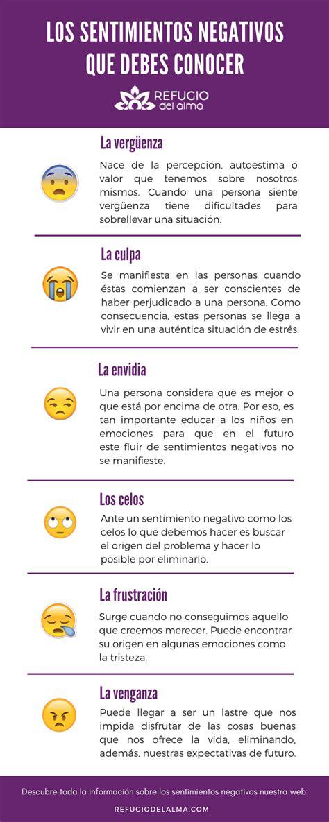 Diferencia Entre Sentimiento Y Emocion Ejemplos ...