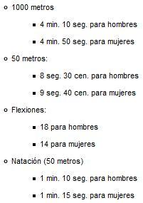 Diferencias entre opositar para CNP o Guardia Civil ...