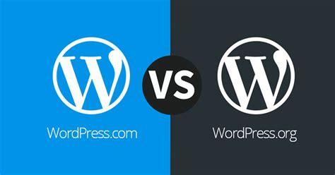Diferencias entre WordPress.org y WordPress.com   Blog ...