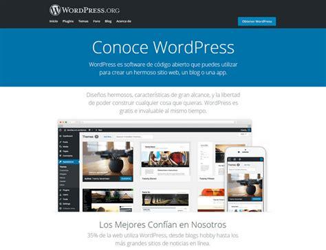 Diferencias entre WordPress.org y WordPress.com   Kinese