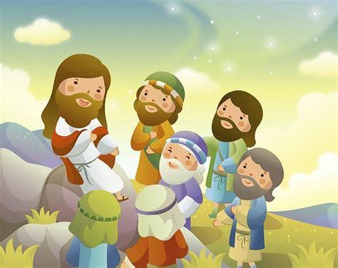 Diferentes imagenes en las que jesus es el protagonista ...