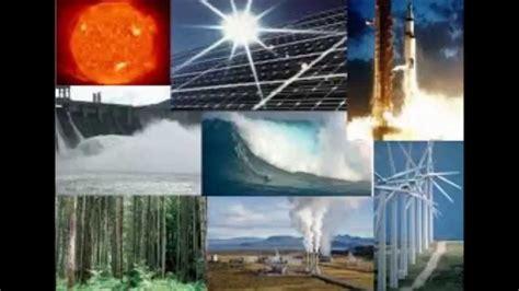 diferentes tipos de energia verde   YouTube