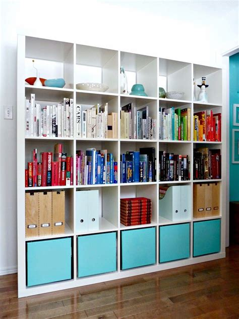 Different Ways To Use & Style Ikea s Versatile Expedit Shelf