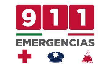 difusión #911Emergencias | Numeros de emergencia, Llamadas ...