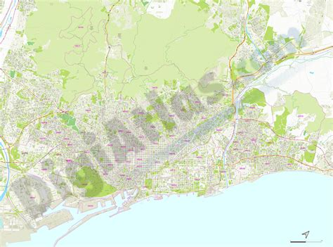 DigiAtlas | Mapas y planos digitales. Mapas de codigos ...