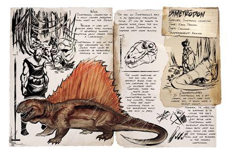 Dimetrodon   Official ARK: Survival Evolved Wiki