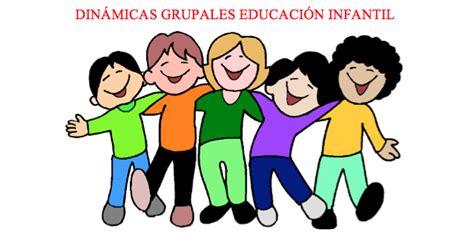 Dinámicas de grupo para educación infantil y primaria