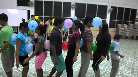 Dinamicas & Juegos para jovenes | Juegos con globos ...