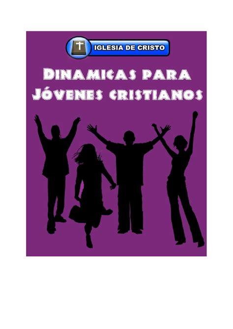 dinamicas para jovenes by Manuel Ayala   Issuu