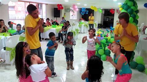 DINAMICAS PARA NIÑOS | MAIFORA CHU CHU UA     YouTube