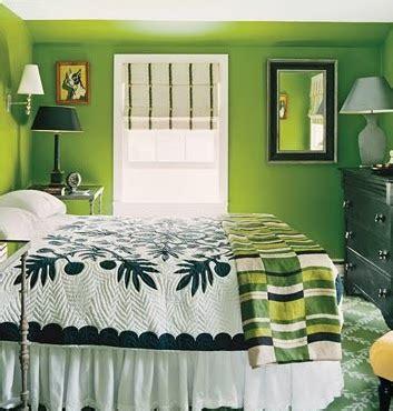 Dinero y yo: Decorar dormitorio en color verde relajante ...