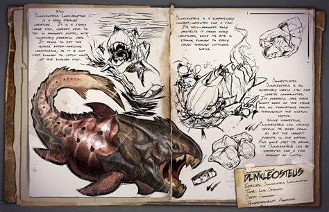 Dino Dossier: Dunkleosteus   ARK: Survival Evolved