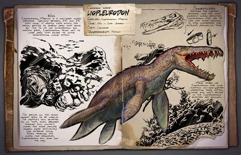 Dino Dossier: Liopleurodon   ARK: Survival Evolved
