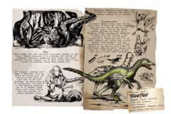 Dino Dossiers   Wiki Officiel de ARK: Survival Evolved