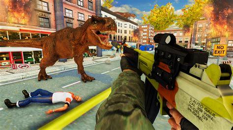 Dino en City 3D: juegos de isla gratis para niños juego ...